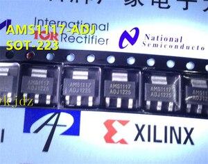 1 шт. /лот, AMS1117-ADJ AMS1117-5. 0 AMS1117-1. 8 AMS1117-1. 2 СОТ-223, новый оригинальный продукт новый оригинальный быстрая доставка
