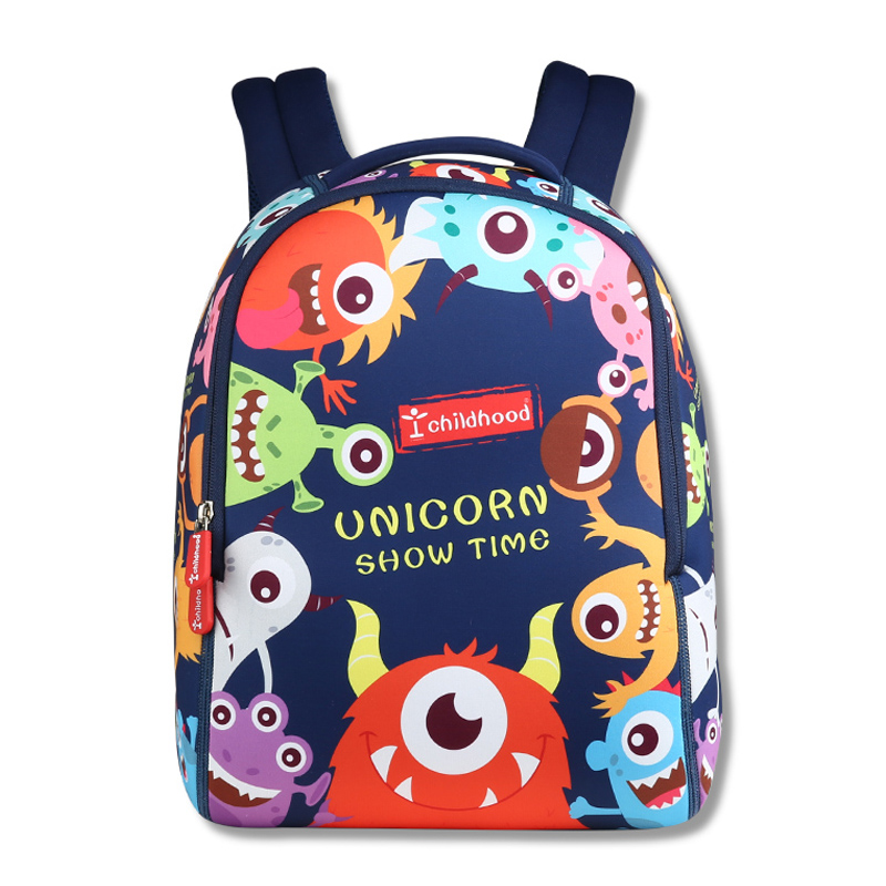 Kids Toddler Backpack Children School Bag For Boys Girls 3D Cartoon Waterproof School Backpack Kindergarten Mochila For 2-7 Year