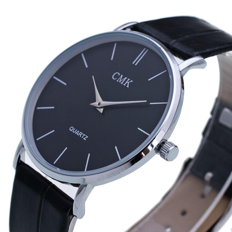 CMK Ultra Slim Simple Dial Ανδρικά ρολόγια μόδας - Ανδρικά ρολόγια - Φωτογραφία 5