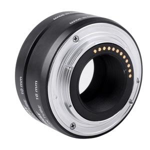 Image 5 - Viltrox DG 1N Auto Focus Macro Extension Tube Lens Adapter 10mm+16mm for Nikon 1 mount V1 V2 S1 J1 J2 J3 J4 J5 AW1