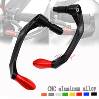 Universal 7/8 22mm Motorcycle Handlebar Brake Clutch Levers Protector Guard For YAMAHA YZF R1 1998 UP 2009 2018 2017 2016