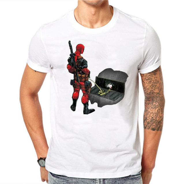 DEADPOOL T-SHIRT (18 VARIAN)