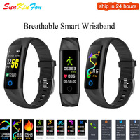 For XiaoMi Redmi 2 2A Note 5 4 4X 3 2 Smart Wristband Heart Rate Tracker Blood Pressure Oxygen Fitness Tracker Sports Smart Band