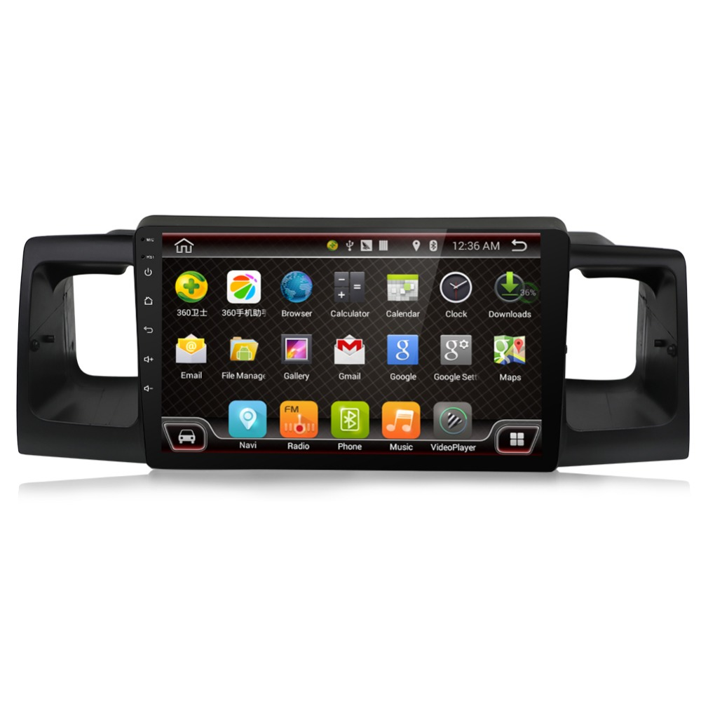 9 car radio for TOYOTA Corolla EX Corolla E120 android 5.1 car dvd player with bluetooth,GPS,SWC,wifi,Mirror link,DVR
