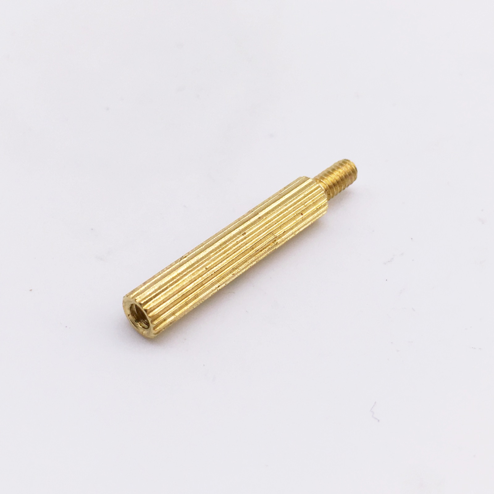 M2 Spacer Cylindrical Camera Standoff Thread Brass Pillars Male to Female m2 5 3 1pcs brass standoff 5mm spacer standard male female brass standoffs metric thread column high quality 1 piece sale