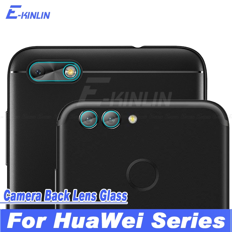 Back Camera Lens Protective Transparent Tempered Glass Protector Film For HuaWei Nova 3 3i 3e 2 2S Lte Plus Young Smart 2017