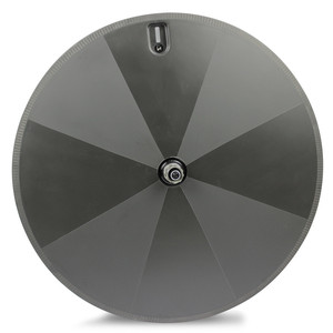 Image 4 - ELITEWHEELS 1050g סופר אור משקל מלא פחמן דיסק הנימוק המכריע Tubular לאופני כביש טריאתלון זמן מסלול TT אופניים