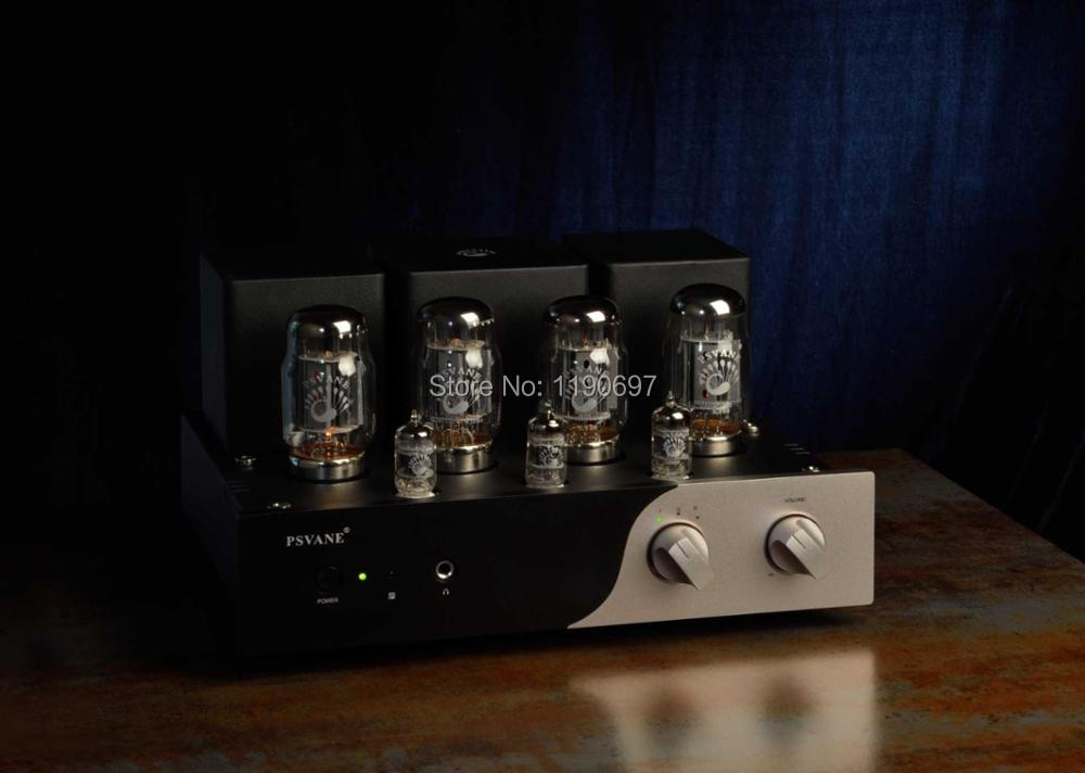 PSVANE Audio KT88 Tube Amp push-pull Class A amplifier finished product 12AU7 12AX7 Tube Hifi Stereo Audio music hall pure handmade hi fi psvane 300b tube amplifier audio stereo dual channel single ended amp 8w 2 finished product