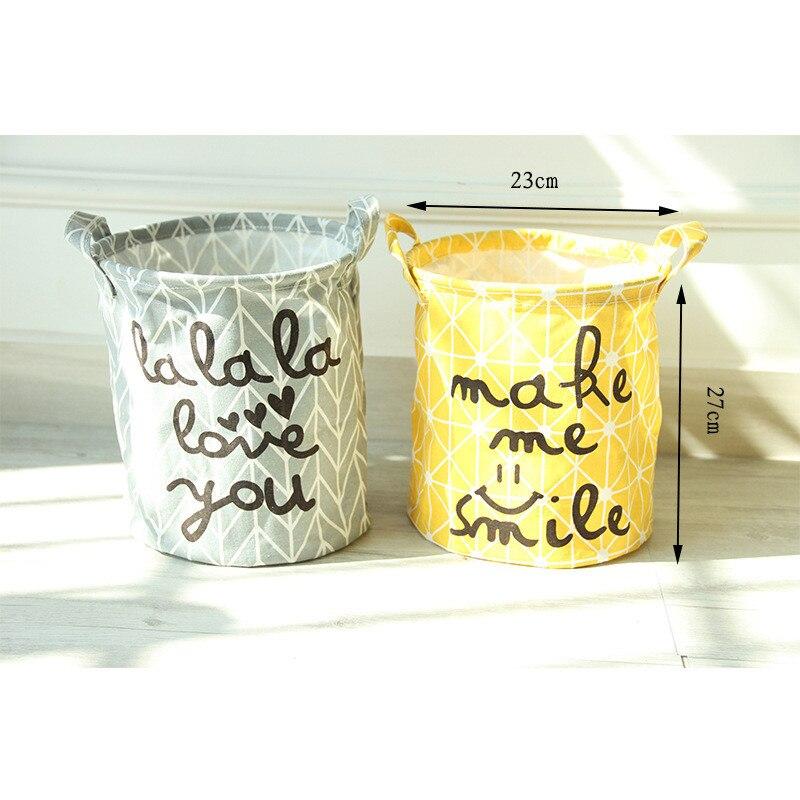 FullLove Lovely Meja Penyimpanan Peti Pemegang Lipat Penyimpanan Beg - Organisasi dan penyimpanan di dalam rumah - Foto 6