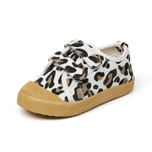 COZULMA Kids Leopard Canvas Shoes Baby Boys Fashion Sneakers Girls Non-slip Casual Shoes Children Hook & Loop Shoes Size 21-30 cozulma baby girls leopard canvas shoes boys fashion sneakers kids non slip casual shoes children lace up shoes size 21 30