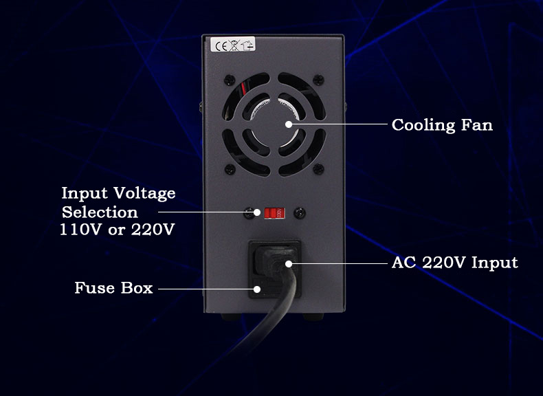 DC POWER SUPPLY (8)