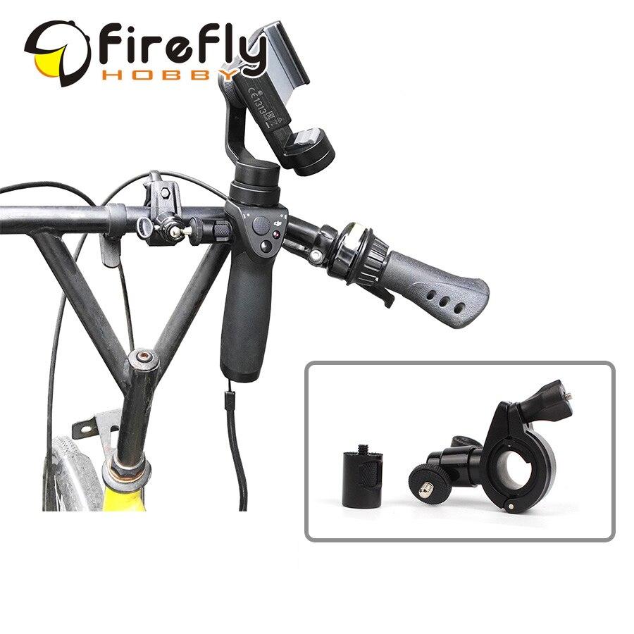 Bicycle Bike Gear Mount Bracket Holder Clamp Handheld