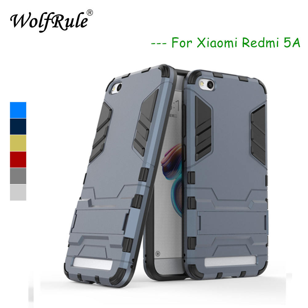 Wolfrule Xiaomi Redmi 5a Case Redmi 5a Cover Soft Silicone Plastic Kickstand Case For Xiaomi Redmi 5a Case Shell 5 0 Case For Xiaomi Case For Xiaomi Redmicase For Aliexpress