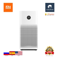 Original Xiaomi Smart Air Purifier 2S Mijia / Defogger Removal of Formaldehyde Air Quality Screen Display