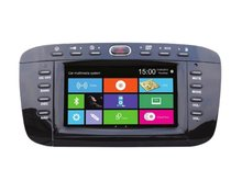 For Abarth Punto / Punto EVO 2011~2015 – Car GPS Navigation + Stereo Radio DVD Player 1080P HD Touch Screen Multimedia System