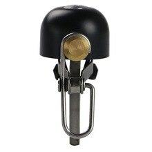 купить Cycling Bike Bicycle Bell Aluminium Horn Ring MTB Bike Mini Bell Handlebar Ring Clear Loud Sound Bicycle Accessories по цене 280.48 рублей