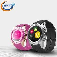 GFT KW08 smart uhr pulsuhr Uhr Notifier Mit Sim-karte Bluetooth Konnektivität für Apple Android Smartwatch Telefon