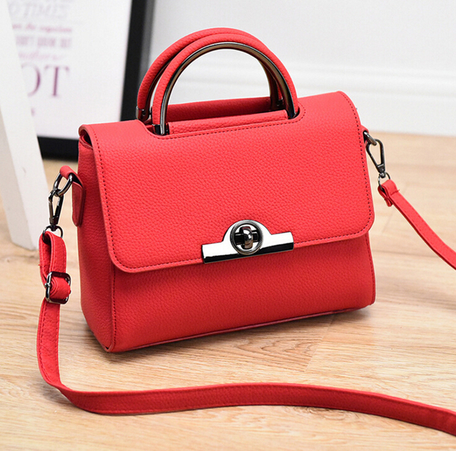 2016 Fashion Mini Bags Women Messenger Bags Top Quality Handbags Women Bags  Famous Brands Designer Handbags Small Bag Ladies 557539aeaa