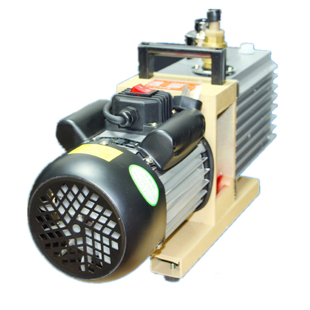 Rotary Vane Vacuum Pump 8CFM 220V50HZ 2XZ-4 Liter Double-stage Suction Pump Specialized For KO TBK LCD OCA Laminating Machine