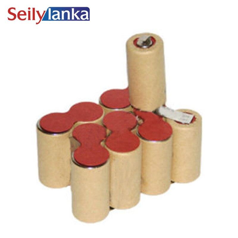 Pour Ryobi 14.4 V 4000 mAh batterie de l'outil électrique Code1400144 1400671 130224010 130224011 4400011 1314702 B-8287 BPT1026 RY-1444