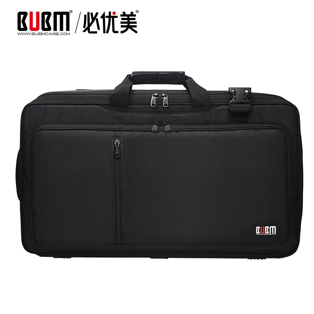 BUBM Padded Carrying Case Bag Backpack For Pioneer DDJ 1000 DJ Controller and accessories