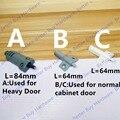 Gabinete de cocina Puerta Cajón Suave Quiet Cerrar Closer Amortiguador separadores