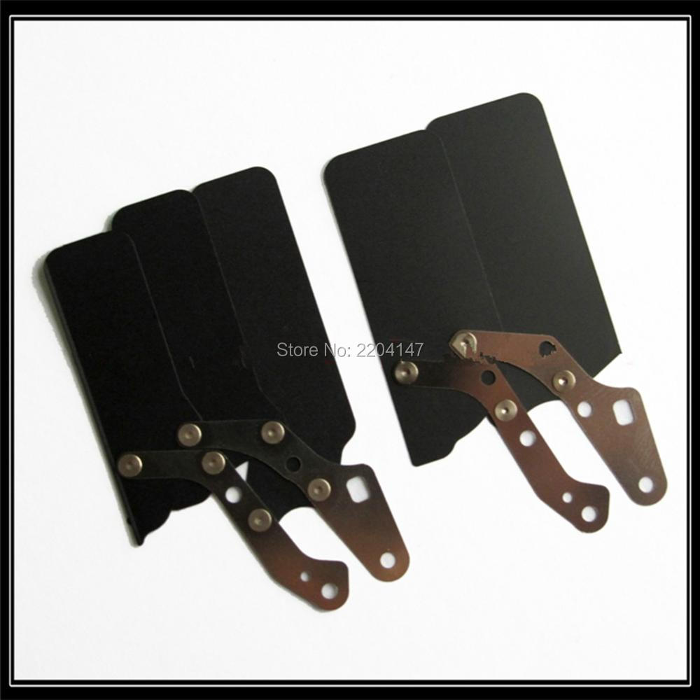 100PCS Shutter Blade Curtain <font><b>repair</b></font> <font><b>parts</b></font> For <font><b>Canon</b></font> <font><b>EOS</b></font> 1000D 450D 500D <font><b>550D</b></font> 600D SLR image