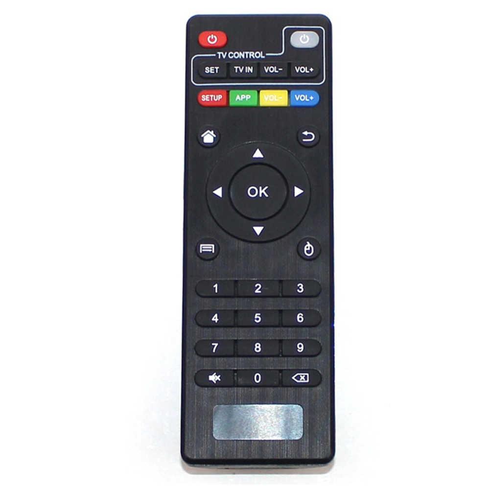 ใหม่สมาร์ทรีโมทคอนโทรลกล่องทีวี Set Top Box รีโมทคอนโทรลสำหรับ Android สมาร์ททีวีกล่องสำหรับ MXQ Pro 4K X96 T95M T95N M8S