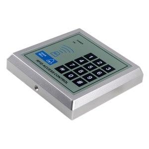 Image 2 - 2000 usuários rfid cartão de controle de acesso 125khz wg, teclado e controle de acesso código, leitor de cartão, 12v dc dc