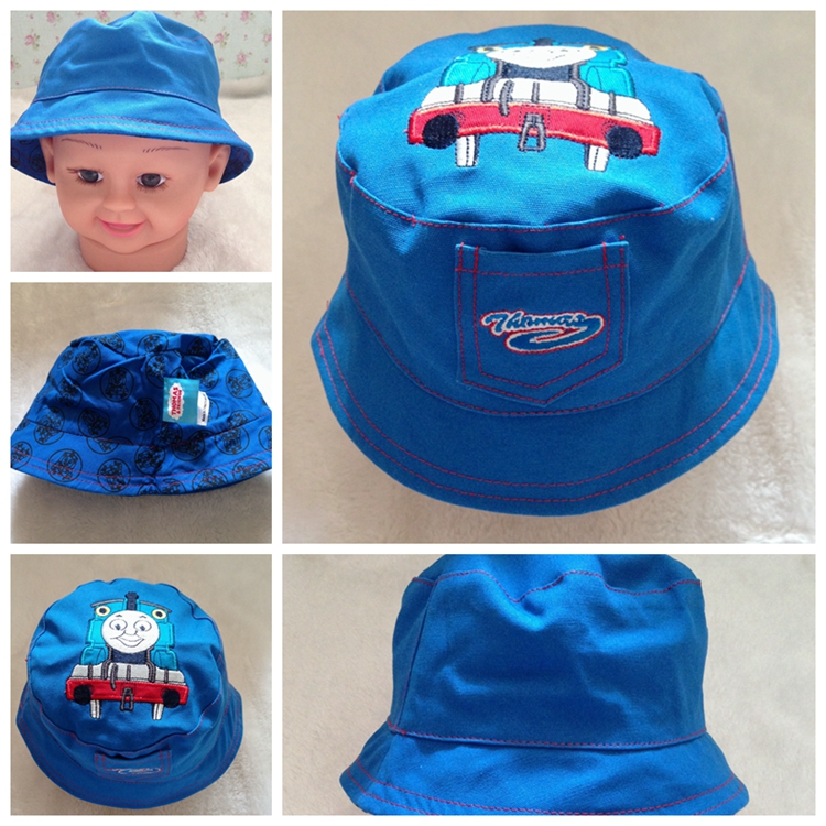 Thomas child bucket hats male female child sun hat thomas bucket hat-in Hats    Caps from Mother   Kids on Aliexpress.com  146a1e92b9f