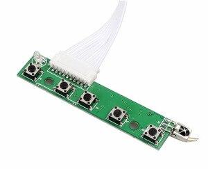 Image 3 - 7 pollici HD Display LCD Schermo Monitor Ad Alta Risoluzione Scheda di Controllo del Driver HDMI VGA Per Lattepanda Raspberry Pi Banana Pi