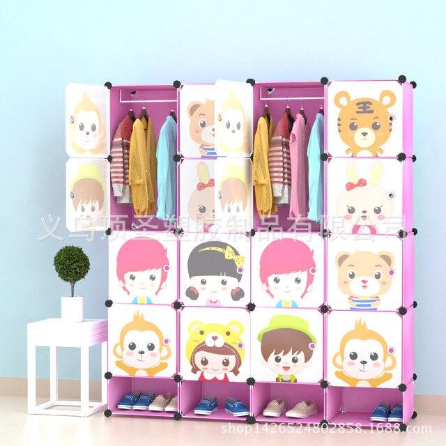 De los niños de armario bebé armario gabinetes de almacenamiento ...
