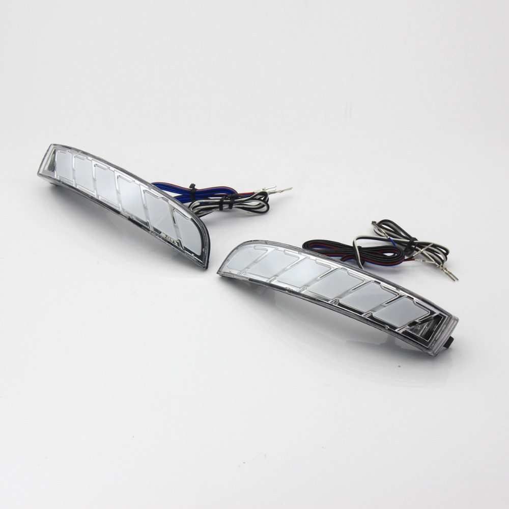 Ford rearview mirror light 5
