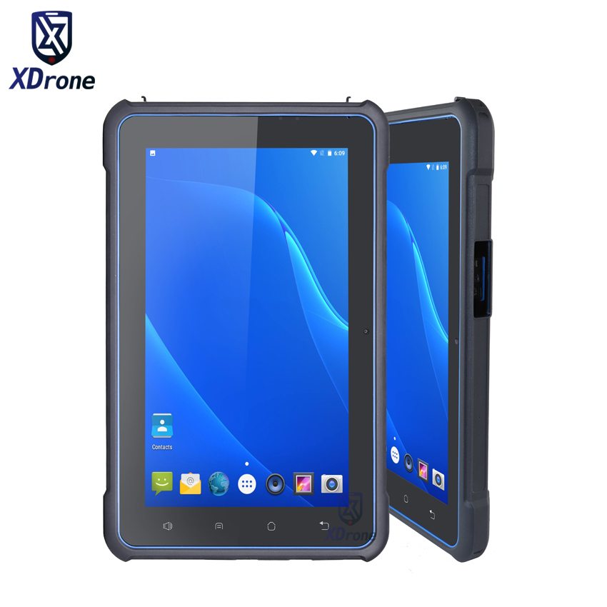 Original K801 industrielle IP67 Wasserdichte Robuste <font><b>Tablet</b></font> PC Telefon Android 7.0 3 GB <font><b>RAM</b></font> Octa Core LF HF UHF RFID Leser scanner PDA image