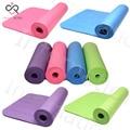 2016 nuevo de alta calidad antideslizante yoga mat roll up pillates gimnasio gimnasio equiptment de gran tamaño suave y cómodo