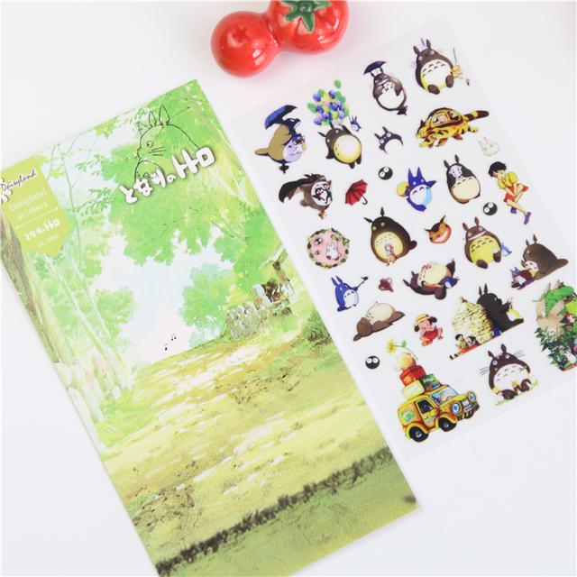 Totoro Decorative Stickers