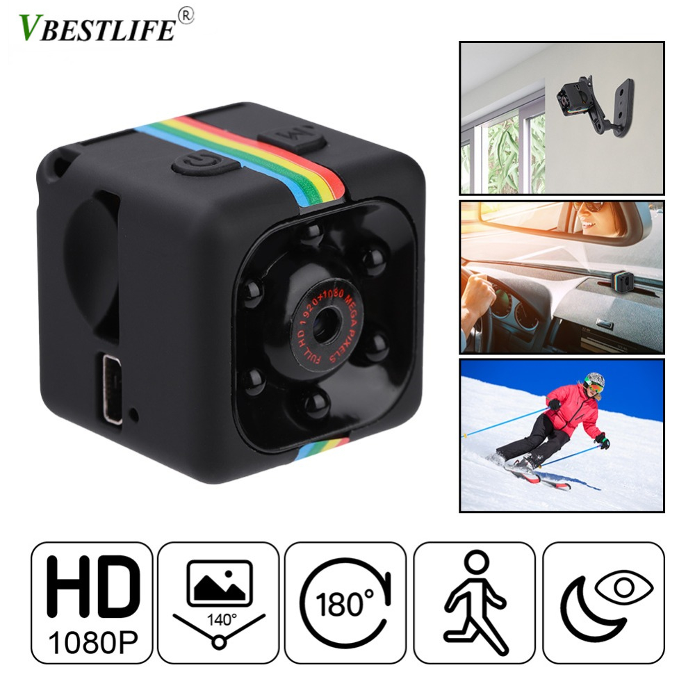 SQ8 SQ9 SQ10 SQ11 SQ12 Mini Camera HD 1080P Action Camera HD Car Camcorder With Night Vision 12MP Mini DV Camera mini camera