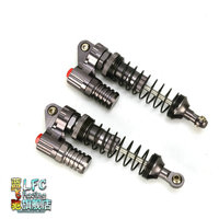1/10 Simulation Climbing Car SCX10 D90 Wrangler Metal Shock Absorber Auxiliary Shock Absorber 90MM