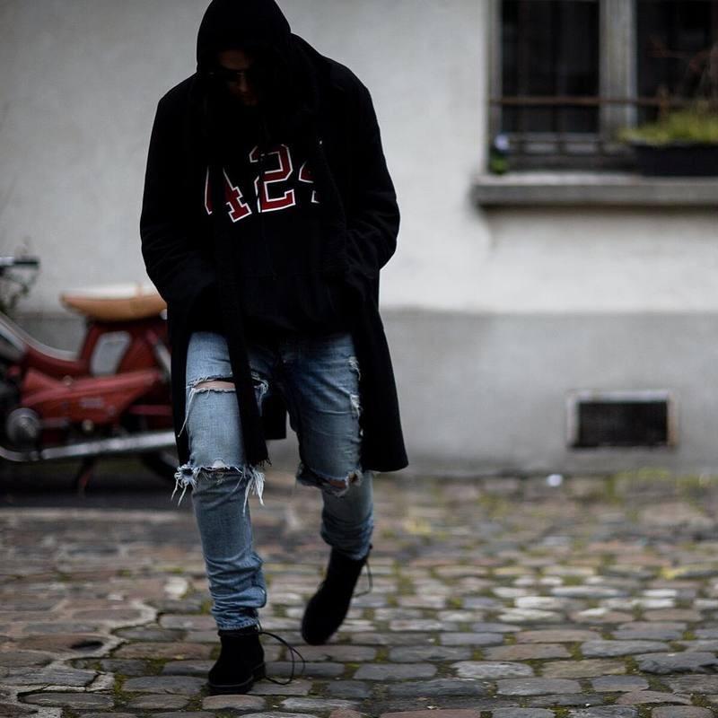 f1b95b0071a mens jumpsuit designer RedLine rock star justin bieber kanye skinny ...
