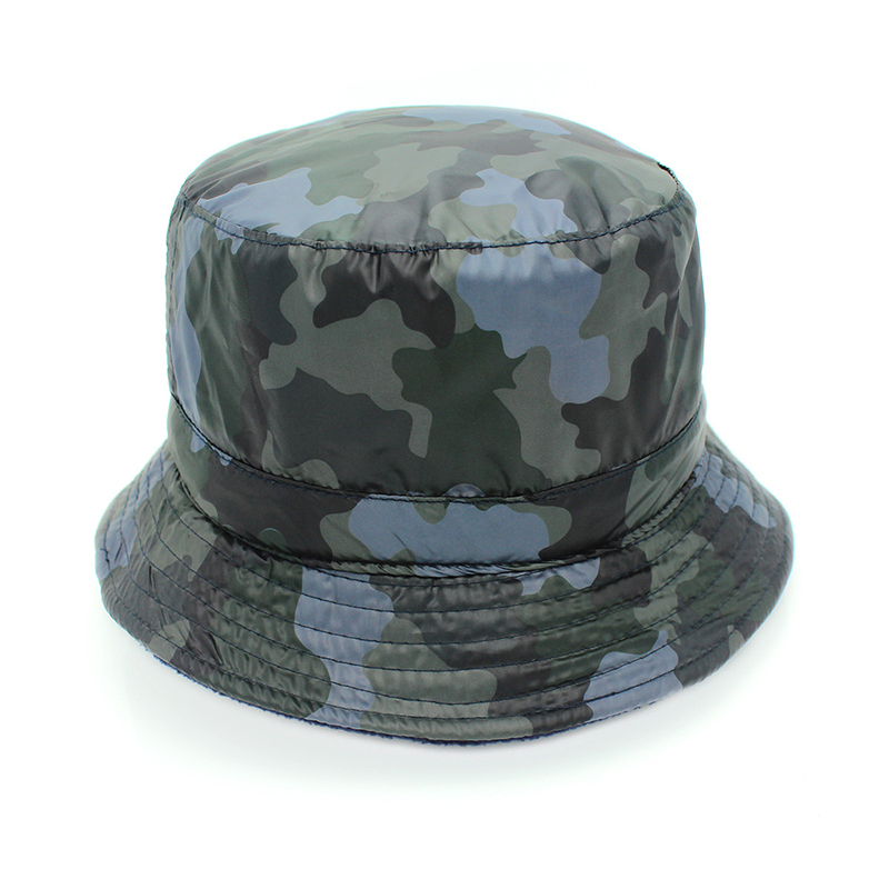 Camouflage cashmere fisherman hat autumn and winter Valentine s Day warm  snowproof rain hat fleece Ms. hat 79af4feac09