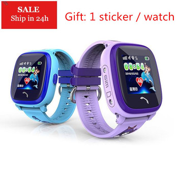Smartcent водонепроницаемый смартфон IP67 gps часы GW400S дети GSM GPRS анти-потеря локатор трекер сенсорный экран Дети gps часы pk