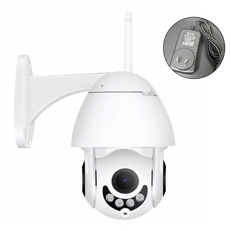 Waterproof Wireless Outdoor WIFI IP Camera 1080P CCTV HD Surveillance Cam with Four Lights for Home Security SuppliesWaterproof Wireless Outdoor WIFI IP Camera 1080P CCTV HD Surveillance Cam with Four Lights for Home Security Supplies