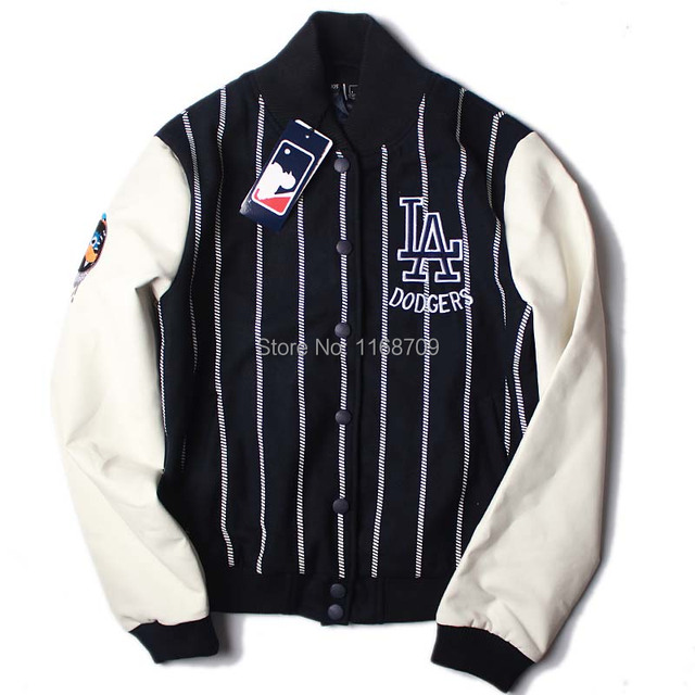 La Baseball Jacket