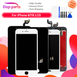 For Apple iPhone 6 6 Plus 6s 7 8g LCD Display Touch Screen LCD Assembly Digitizer Glass lcd Replacement+tools+tempered glass