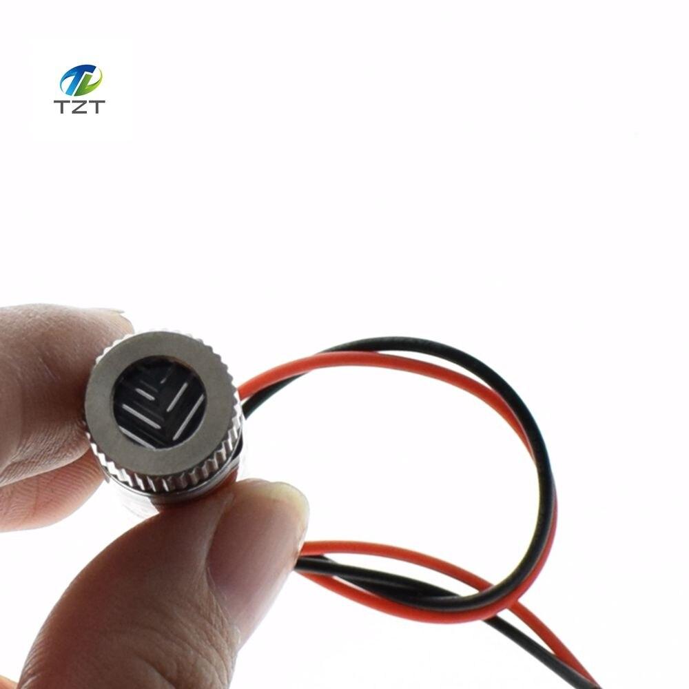 1 stücke linie laserdiodenmodul kopf fokussierbare glasli KQ