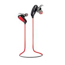 Noise Cancelling Sweatproof Sports Bluetooth Headset Wireless Handsfree Earphones Voice Command Bluetooth Earphones with Mic