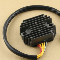 MAYITR High Quality Motorcycle Voltage Regulator Rectifier for Suzuki GSXR400 GK76A GS500 GS500E DR650S