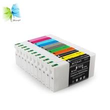 WINNERJET T6531-T6539 T653A T653B Compatible Ink Cartridge With Bulk Pigment For Epson 4900 4910 Printer
