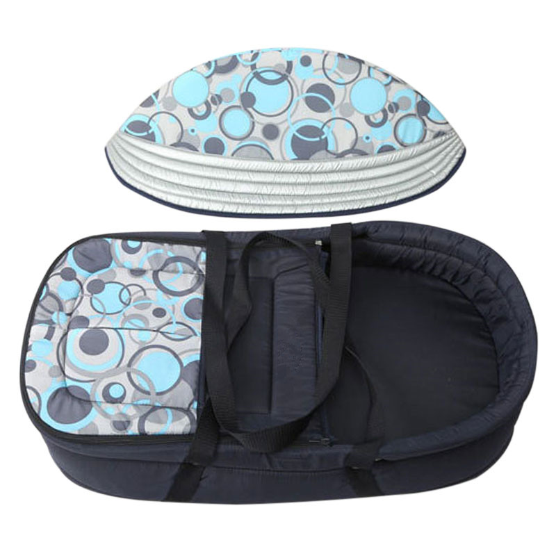 0-6 Month Baby Cradle Portable Baby Bed Bedding Sleep Fabric Travel Comfortable Crib Sun-resistant Baby Bed Kids Care cute baby crib 4pcs portable comfortable babies pad with sealed mosquito net mattress pillow mesh bag newborn sleep travel bed