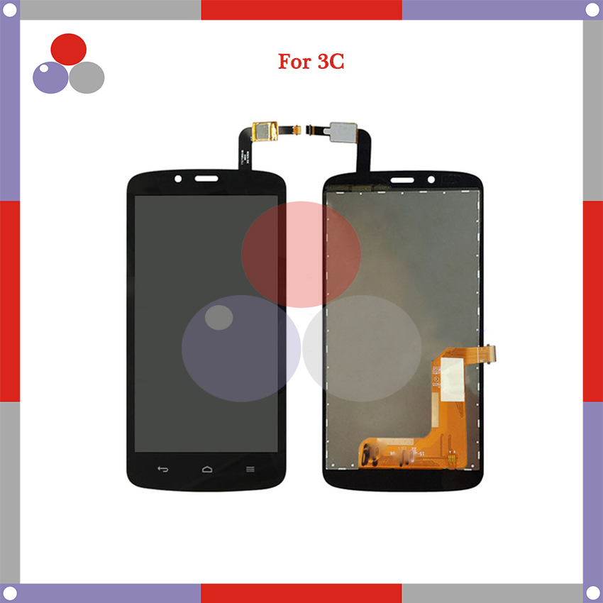 5.0'' For huawei Honor Holly 3G /Honor 3C Play / Hol-U19 Hol-T00 HOL-U10 Touch Screen Digitizer Assembly Replacement Parts